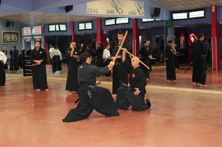 1° Seminario Internazionale Mugai Ryu