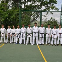 Stage Karate Lucoli 2014
