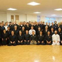 Seminario di Niina Soke a Colonia era presente anche la Iai-Do Academy Italia del M° Feliziani Maurizio