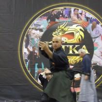 Dimostrazione Festival dell'Oriente 2014 Iai-Do Academy Italia