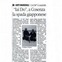 La famiglia della Iai-Do Academy Italia diventa sempre più Grande