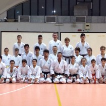 Esami di passaggio  Kyu – Karate Shito-Ryu Dicembre 2014