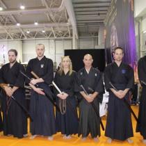 Gruppo Iai-do Academy Italia del M° Feliziani Maurizio al Festival dell'Oriente 2015