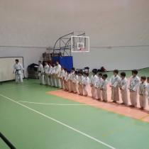 Sessione di Esame Karate Shito Ryu Dicembre 2015