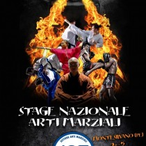 Stage Nazionale Arti Marziali ACSI 2016