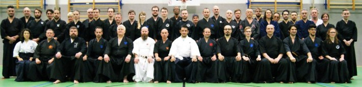 Seminario Teacher Mugai Ryu Europe