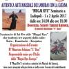 3° Seminario di Iai-do Mugai Ryu 1 e 2 Aprile 2017