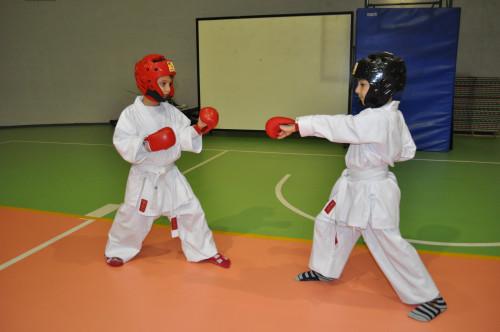 Corso Karate Bamibini